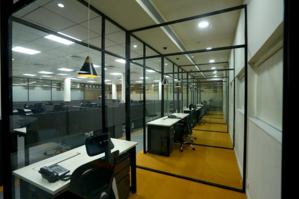 PDP LIFE SCIENCE office interiors