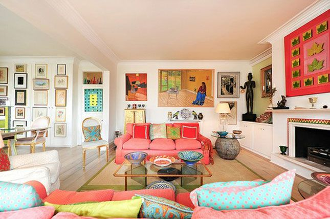 Eclectic space