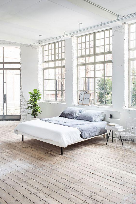 Industrial minimalism